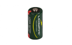Lithium Battery CR123A - 3 V