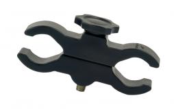 Plastic universal carabinner support