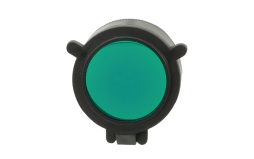 Filter Ø 56 mm (opening door) Colour : Green