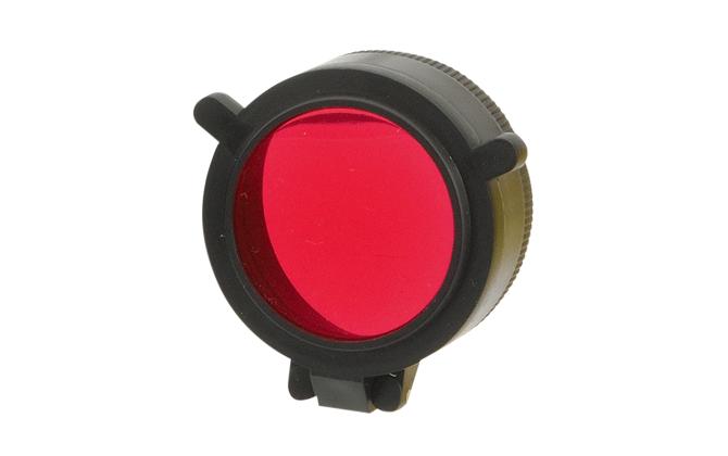 Filter Ø 56 mm (opening door) Colour : Red