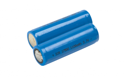 Rechargeable Lithium Battery - 3,7 V - 1100 mAh
