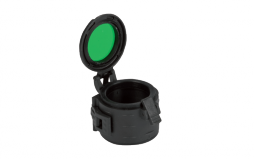 Filter Ø 33 mm (opening door) , military version with lock system Colour : Green