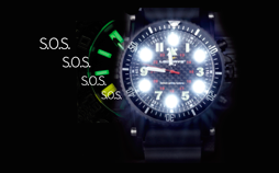 Tactical Led Watch